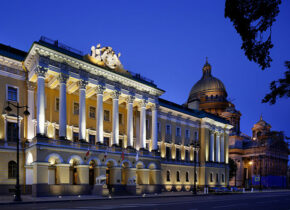 Four Seasons Hotel Lion Palace St. Petersburg (5*)